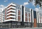 Mieszkanie w inwestycji ŚRÓDMIEŚCIE ODNOWA, Wrocław, 39 m²