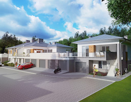 Mieszkanie w inwestycji Mirabelkowa Aleja, Łódź, 78 m²