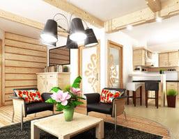 """Mieszkanie w inwestycji Apartamenty Polana """" SYWARNE"""", Zakopane, 64 m²"""