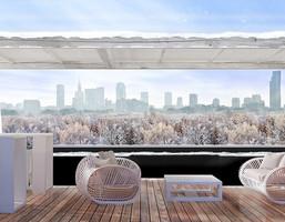 Mieszkanie w inwestycji Madison Apartments - I Etap, Warszawa, 70 m²