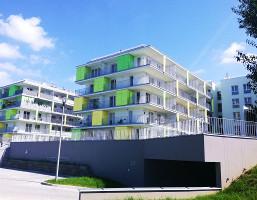 Mieszkanie w inwestycji Podniebne Ogrody, Lublin, 56 m²