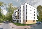 Mieszkanie w inwestycji os. Szklane Domy, Kraków, 33 m²