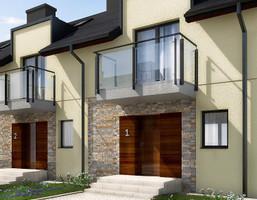Dom w inwestycji Osiedle Słoneczne Tarasy II, Bibice, 110 m²