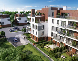 Mieszkanie w inwestycji Ostoja Oporów, Wrocław, 53 m²