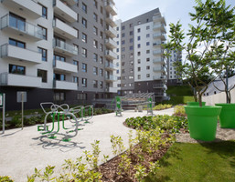 Mieszkanie w inwestycji Morenova, Gdańsk, 42 m²