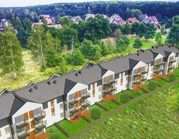 Mieszkanie w inwestycji Apartamenty Na Leśnej, Boryczów, 54 m²
