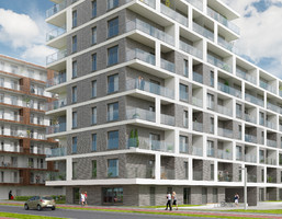 Mieszkanie w inwestycji WYBRZEŻE REYMONTA, Wrocław, 28 m²