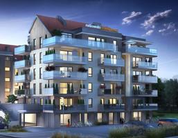 Mieszkanie w inwestycji Marina House, Giżycko, 54 m²