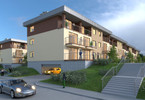 Mieszkanie w inwestycji Miłe Zacisze II, Katowice, 69 m²