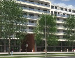Lokal handlowy w inwestycji CityZen, Warszawa, 57 m²
