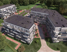 Mieszkanie w inwestycji Osiedle Przystań, Wrocław, 44 m²