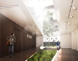 """Mieszkanie w inwestycji Kącik 10 """"Apartamenty przy Wiśle"""", Kraków, 43 m²"""