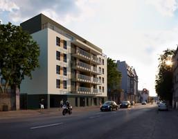 Mieszkanie w inwestycji Poniatowski Park, Łódź, 57 m²