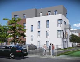 Mieszkanie w inwestycji Willa Miejska LUX, Gliwice, 52 m²