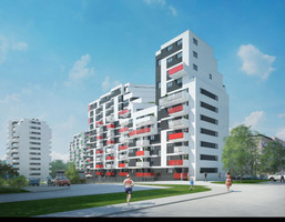 Mieszkanie w inwestycji Osiedle Dobra Forma, Kraków, 37 m²