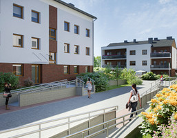 Mieszkanie w inwestycji Nowy Oporów, Wrocław, 64 m²
