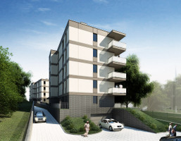 Mieszkanie w inwestycji Villa Ułanów, Kraków, 40 m²