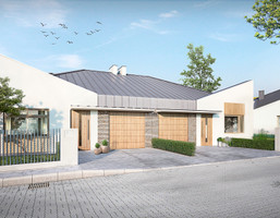 Dom w inwestycji Kalinova, Złotniki, 113 m²