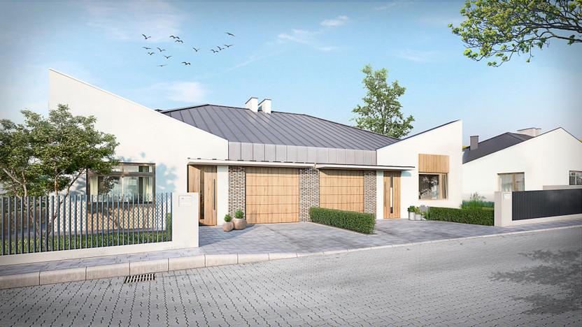 Dom w inwestycji Kalinova, Złotniki, 113 m² | Morizon.pl | 8524