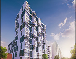 Mieszkanie w inwestycji Praga 17, Warszawa, 50 m²