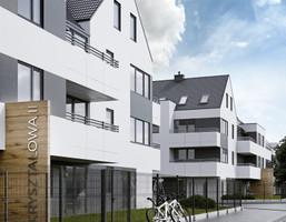 Mieszkanie w inwestycji KRYSZTAŁOWA, Wrocław, 63 m²