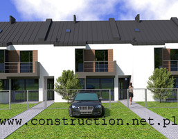 Dom w inwestycji Łomianki Centrum, Łomianki, 99 m²