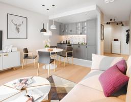 Mieszkanie w inwestycji Supernova, Wrocław, 38 m²