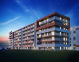 Mieszkanie w inwestycji ZACISZE KORDIANA III, Kraków, 55 m²