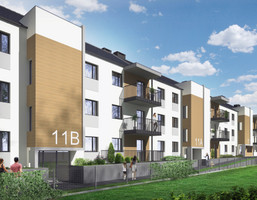 Mieszkanie w inwestycji VICOLO, Wrocław, 23 m²