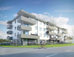 Mieszkanie w inwestycji APARTAMENTY POEZJI, Gliwice, 54 m²