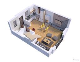 Dom w inwestycji Osiedle Wrzosowe - Gościcino, Gościcino, 73 m²