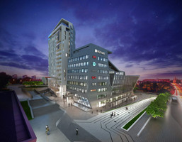 Mieszkanie w inwestycji Osiedle Centaurus, Olsztyn, 40 m²