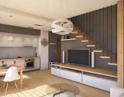 Mieszkanie w inwestycji Dalia House, Ustrzyki Dolne, 86 m²