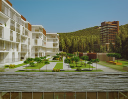 Mieszkanie w inwestycji Kozubnik SPA RESORT, Porąbka, 57 m²