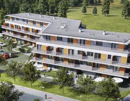 Mieszkanie w inwestycji Przyjazny Park, Wrocław, 32 m²