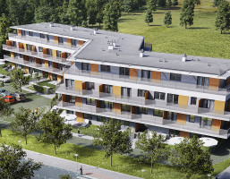 Mieszkanie w inwestycji Przyjazny Park, Wrocław, 59 m²
