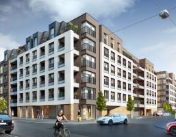 Mieszkanie w inwestycji Gąsiorowskich 4, Poznań, 36 m²
