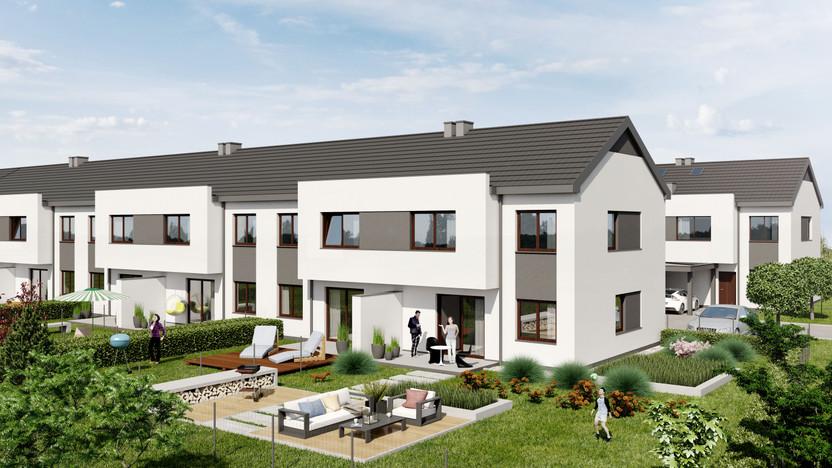 Dom w inwestycji Bingo Home, Wilkszyn, 102 m² | Morizon.pl | 3044