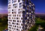 Mieszkanie w inwestycji Mogilska Tower, Kraków, 53 m²