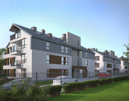 Mieszkanie w inwestycji Glogera Square, Kraków, 43 m²
