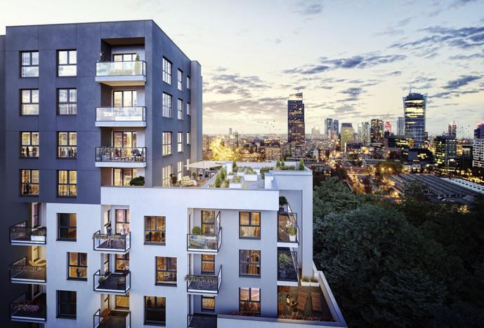 Mieszkanie w inwestycji City Link, Warszawa, 53 m² | Morizon.pl | 8728