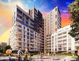 Mieszkanie w inwestycji City Link, Warszawa, 47 m²