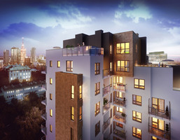 Mieszkanie w inwestycji City Link, Warszawa, 36 m²
