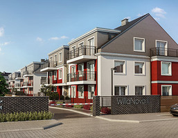 Mieszkanie w inwestycji Willa Nova, Siechnice, 60 m²