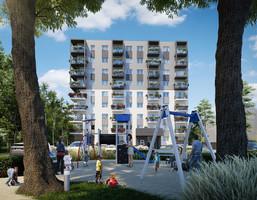 Mieszkanie w inwestycji Atrium Radogoszcz, Łódź, 57 m²