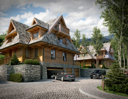 Mieszkanie w inwestycji Lipki Park, Zakopane, 36 m²
