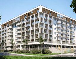 Mieszkanie w inwestycji Dzielnica Parkowa, Rzeszów, 41 m²