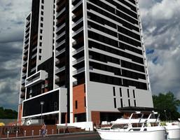 Mieszkanie w inwestycji River Tower, Bydgoszcz, 68 m²