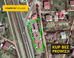 Działka na sprzedaż, Rzeszów Staromieście, 1200 m²