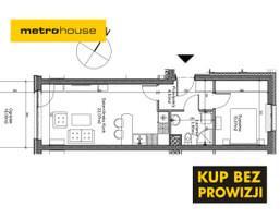 Mieszkanie na sprzedaż, Łęczna Jawoszka, 41 m²
